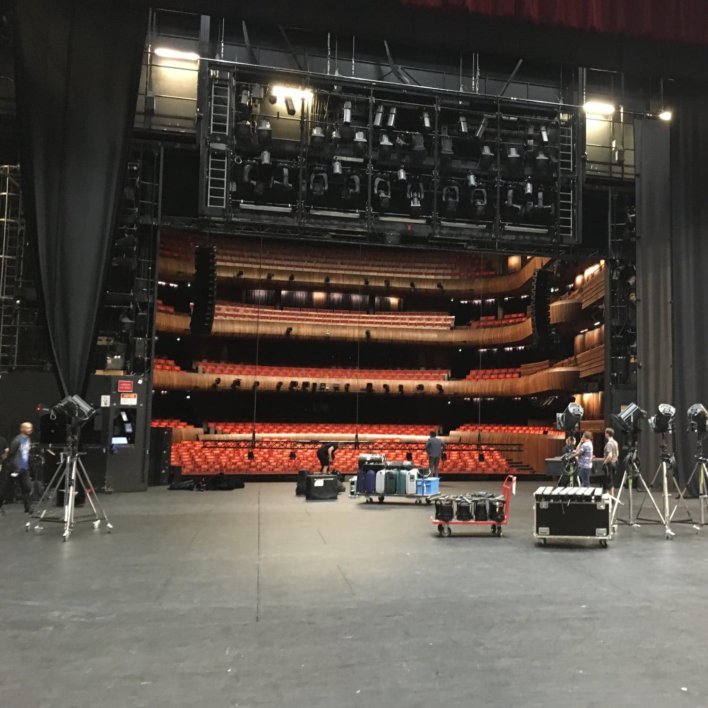 Bühnenzubehör