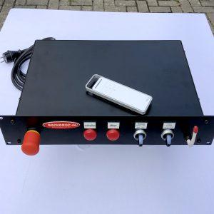 Motorsteuerung Aufbaugehäuse 2 - Backdrop