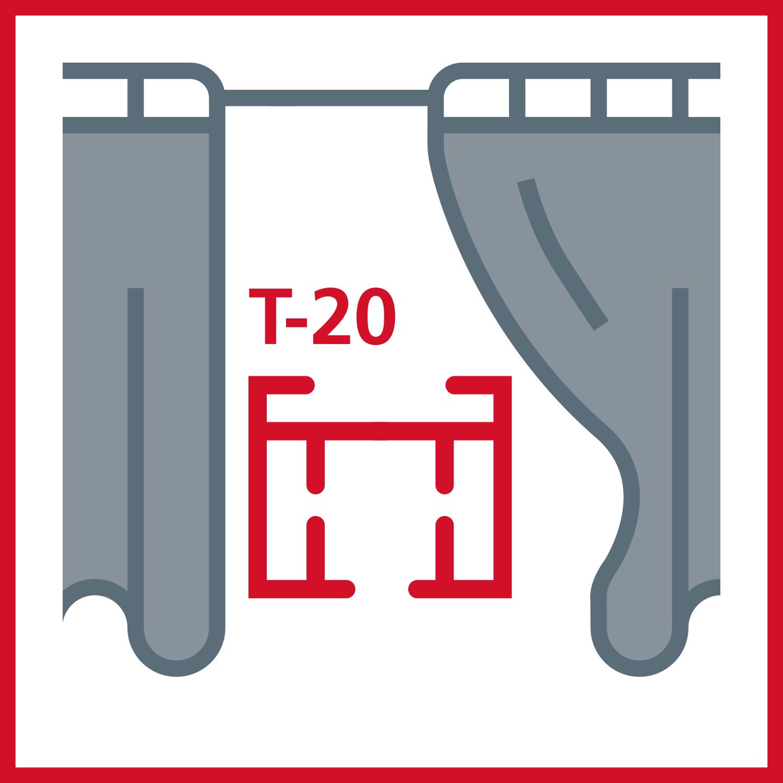 T-20 - Backdrop