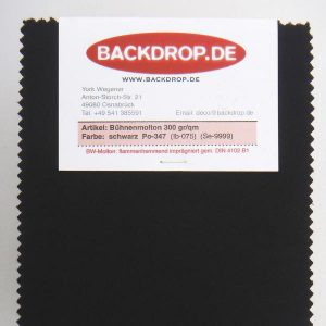 Buehnenmolton - Backdrop