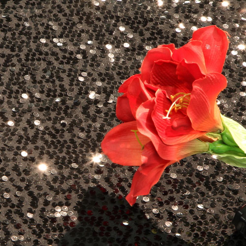 Blumen im Theater