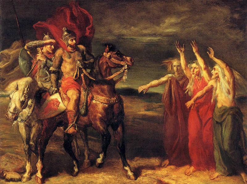 Macbeth Hexen